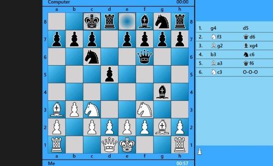 chess app windows 8