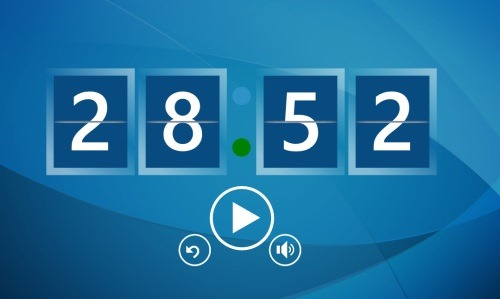 Free Timer App For Windows 8 | Windows 8 Freeware