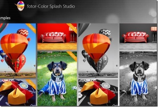 Fotor-Color Splash Studio