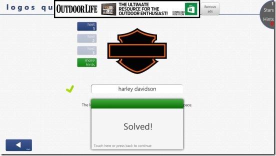 Logos Quiz  Solvong Logo