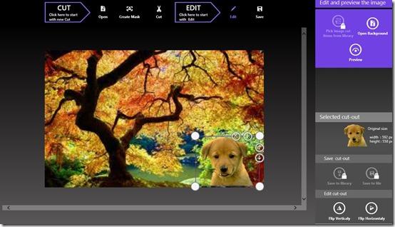 ImageCut- Open Background