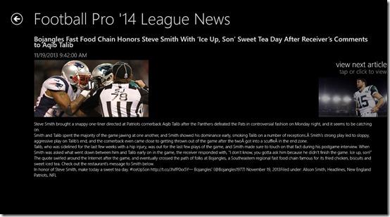 Football Pro - News