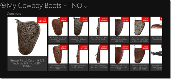 My Cowboy Boots - TNO- Products