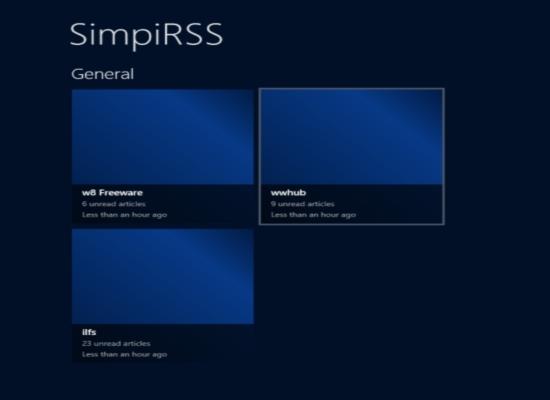 SimpiRSS