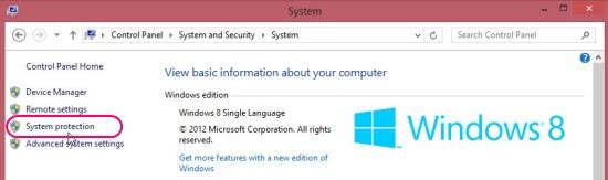 System window