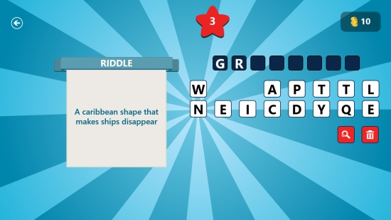 Riddle Quiz - Game Play