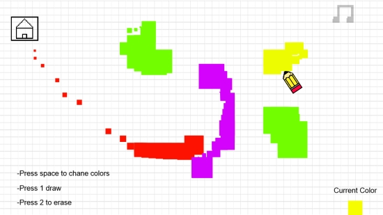 Super Pixel Draw - Drawing in Crazy Mode