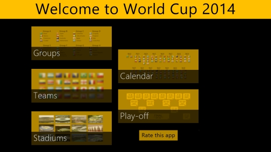 World Cup 2014 Free