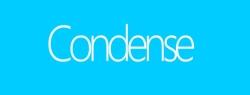 Condense Featured