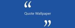 QuoteWallpaper Featured