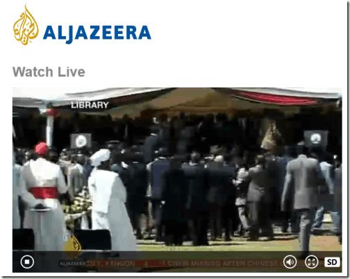 Al Jazeera - Live Videos