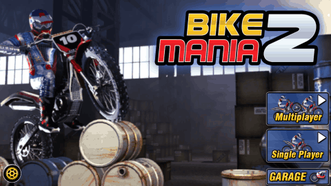 Bike Mania 2 Multiplayer - Bike Race Game