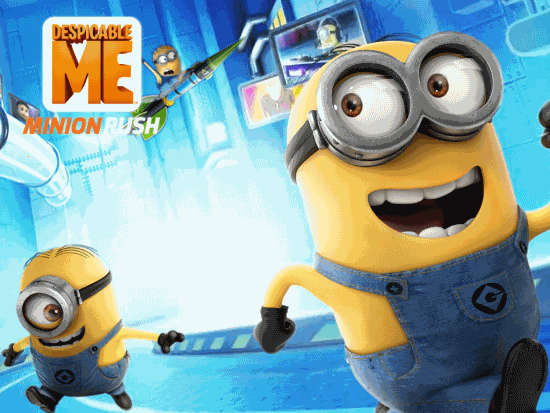 Despicable Me- Minion Rush