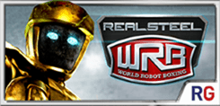Real Steel World Robot Boxing App Icon