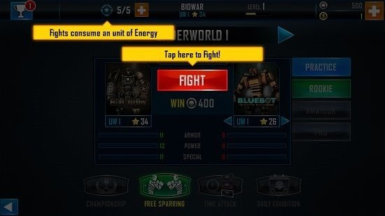Real Steel World Robot Boxing Fight