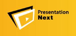 presentation next icon