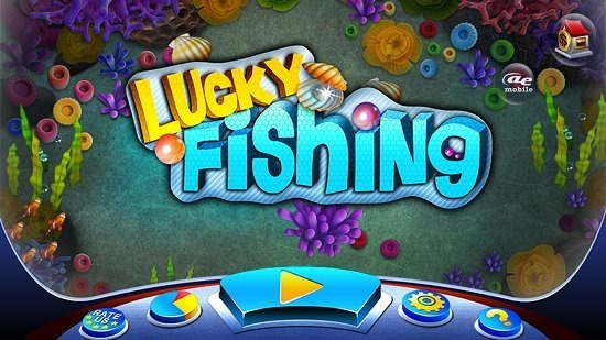 AE Lucky Fishing Main Menu