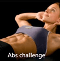 Abs Challenge App Icon