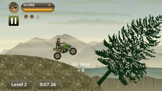 Army Rider Gameplay
