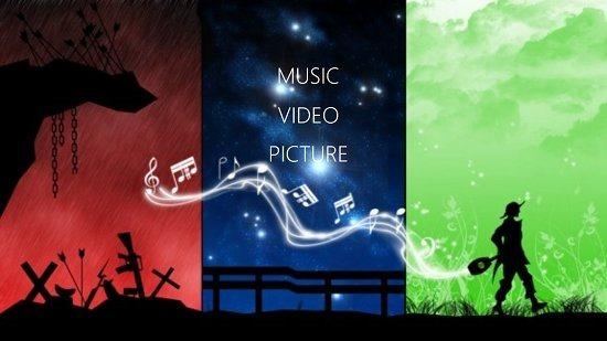 Power.Media.Player Main screen