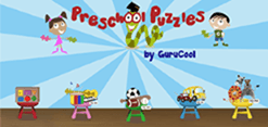 PreSchool Puzzles - Educational games for kids app icon