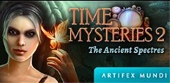 Time Mysteries 2- The Ancient Spectres App icon