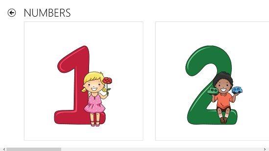 Kindergarten8 numbers