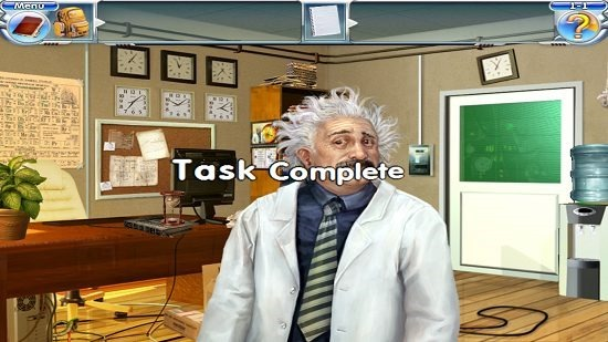 Task Complete
