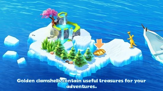 Ice Age Adventures Gameplay