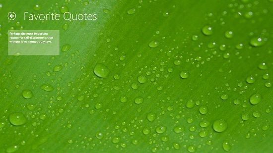 Quotes of Wisdom Favorite Quote