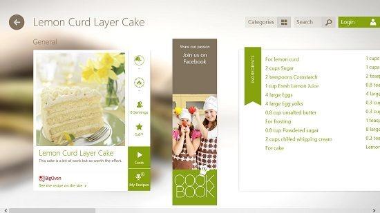 SO COOKBOOK Recipe Instructions