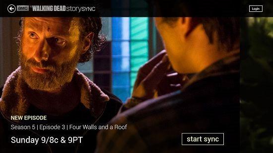AMC Story Sync episode details