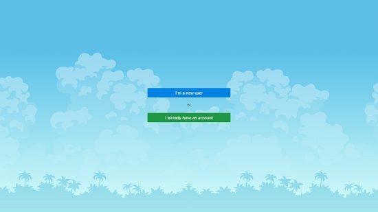 English With LinguaLeo Main Screen