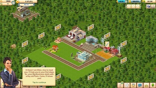 Big Business Deluxe Gameplay