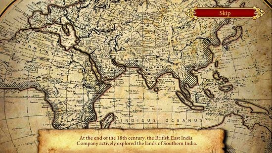 Jewels Of East India Company game video