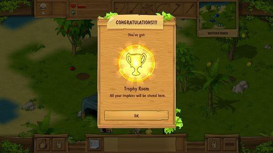 The Island Castaway achievements