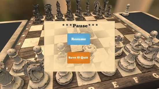 Chess Fusion Free paused