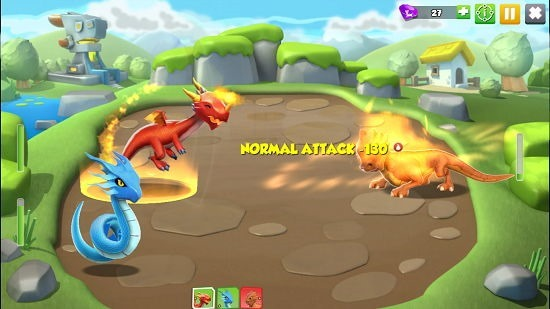 Dragon Mania Battles