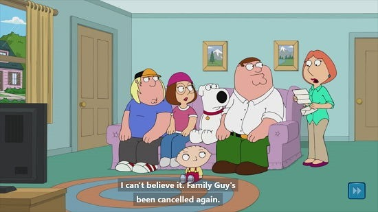 Family Guy The Quest For Stuff Game Video