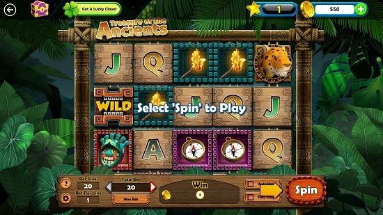 Microsoft Jackpot Gameplay