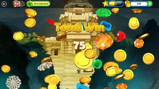 Microsoft Jackpot total winnings