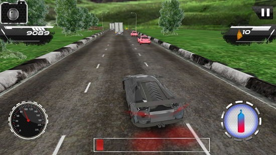 Car Racing Adventure Gameplay