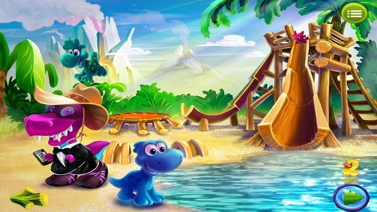 Dino Day Playground