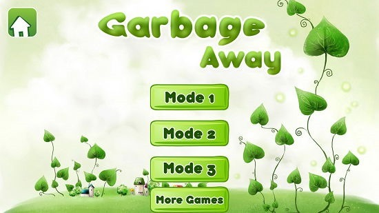 Garbage Away Select Mode
