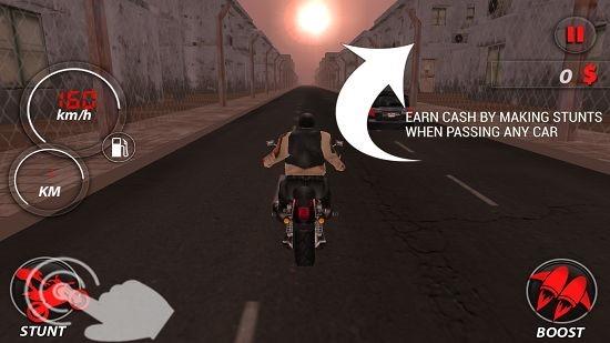 Highway Stunt Bike Riders Pro gameplay tutorial