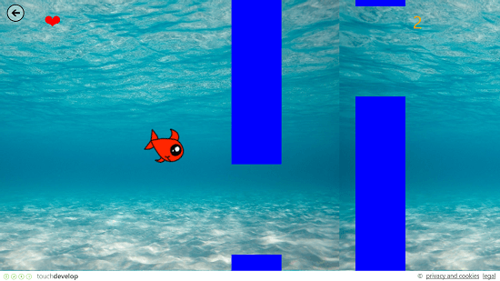 Silly Fish gameplay
