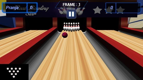 Real Bowling Star gameplay