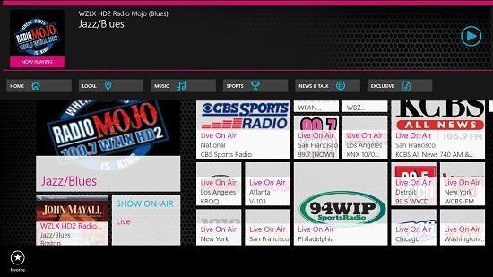 radio.com playback bar
