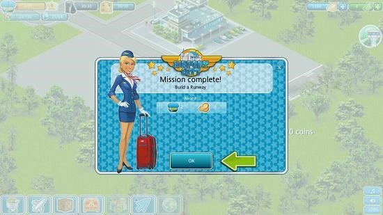 Airport City mission complete
