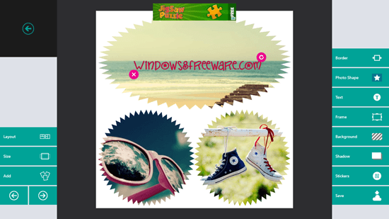 Free Photo Collage Maker Phototastic